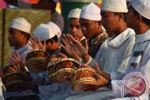 "Musik Timur Tengah hibur masyarakat saat ""ngabuburit"""