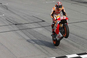 Marquez start terdepan untuk Grand Prix Britania