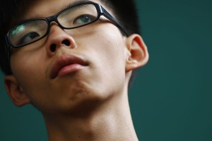 Thailand cegah masuk pegiat Hong Kong Joshua Wong