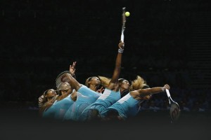 Serena buat ranking baru