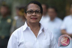 Menteri Yohana : pejabat harus bicara sopan