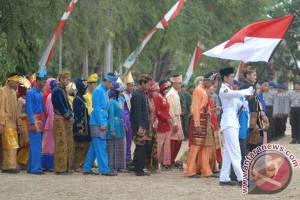 Ribuan peserta ikuti Pawai Budaya Nusantara