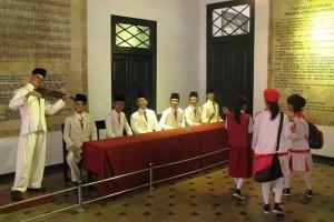 Museum Sumpah Pemuda hari ini gratis masuk