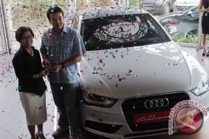 Satu Audi A4 untuk juara Audi Race Indonesia Series