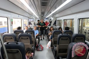 Rute kereta Bandara Kualanamu diperpanjang ke Binjai