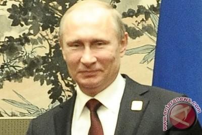 Putin potong gaji 10 persen di tengah krisis Rusia