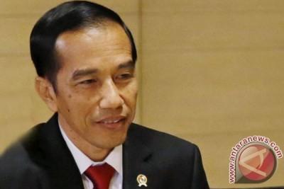 Presiden terima Antara Achievement Award
