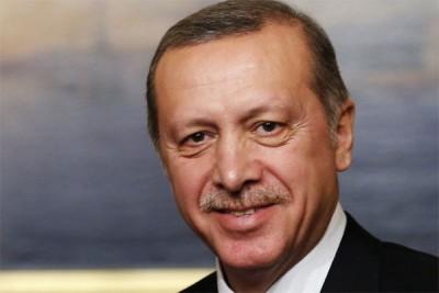 Erdogan bertemu pemimpin Hamas di Istanbul
