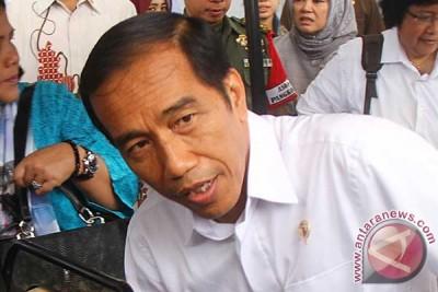 Presiden Jokowi minta Pemda tidak takut belanjakan APBD 2016