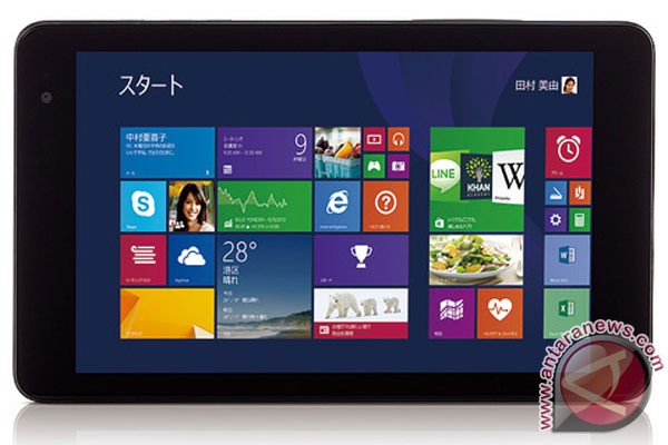 Dell umumkan debut tablet EveryPad Pro
