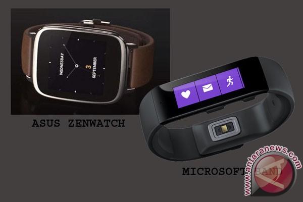 Microsoft Band hadir, Asus punya ZenWatch