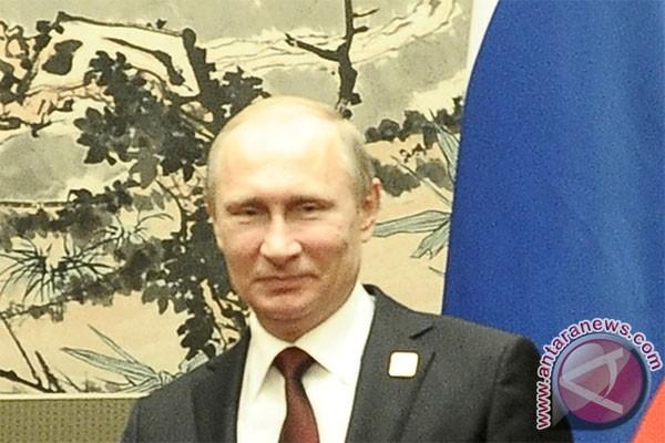 Putin desak semua pihak agar selesaikan krisis Ukraina secara damai