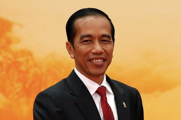 Presiden Jokowi bertemu PM India di Myanmar ANTARA News