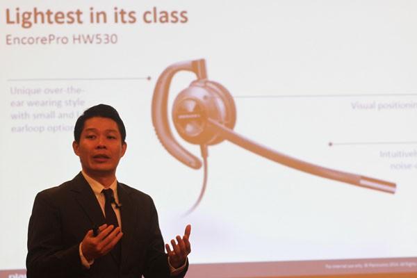 Plantronics perkenalkan headset EncorePro terbaru