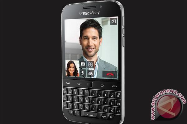 BlackBerry siap luncurkan BlackBerry Clasic, bisa Android