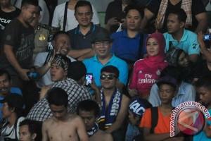 Sriwijaya FC khawatirkan bobotoh Persib