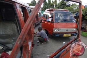 Dishub: angkot di Bekasi lampaui jumlah ideal
