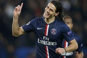 Cavani cetak dua gol saat PSG tundukkan Bordeaux