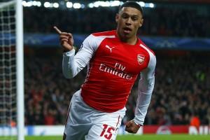 Leicester bersaing dengan Liverpool dapatkan Oxlade-Chamberlain