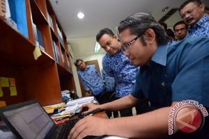 Menteri Anies tinjau lingkungan Kemdikbud