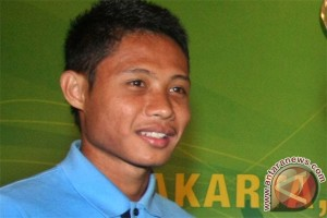 Evan Dimas ingin Bayangkara Surabaya juara