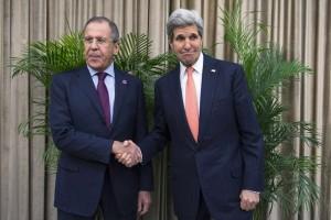 AS-Rusia bahas peredaan konflik di Suriah
