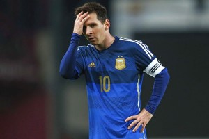 Maradona mengkritik Messi soal pengunduran diri