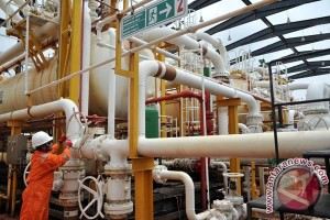 Harga minyak dunia kembali naik karena stok AS turun