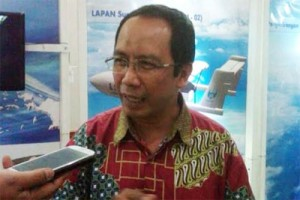 LAPAN tawarkan pemanfaatan data satelit untuk perikanan