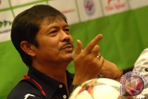 Indra Sjafri harapkan Bali United mampu curi poin
