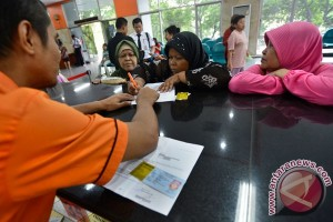 Kantor Pos Semarang cairkan dana bantuan sosial