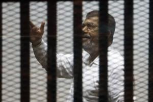 Mesir kukuhkan hukuman mati terhadap Moursi