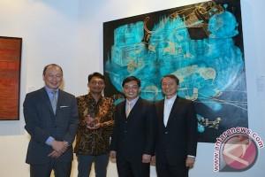 Pelukis Indonesia raih penghargaan lukis UOB