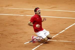 Federer hentikan laju tak terkalahkan Djokovic