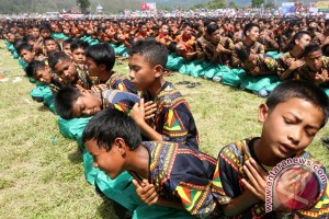 Tari Saman meriahkan malam Indonesia di Ceko
