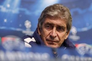 Pellegrini merasa Manchester City tidak beruntung saja