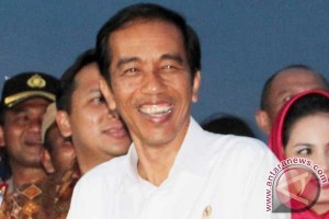 Presiden tiba di Kupang