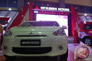 Mitsubishi bidik 75 unit penjualan di POMA 2014