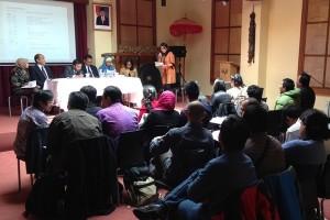 Mahasiswa RI diminta perkuat jejaring internasional