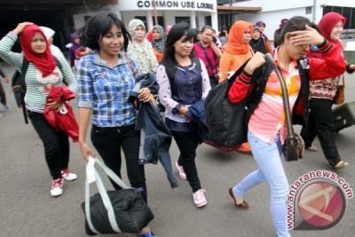 Tiongkok pulangkan puluhan WNI korban perdagangan manusia