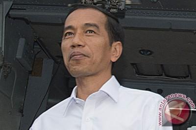 Presiden Jokowi hadiri peringatan HUT NTT pagi ini