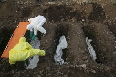 Korban jiwa akibat Ebola capai 7.373 orang