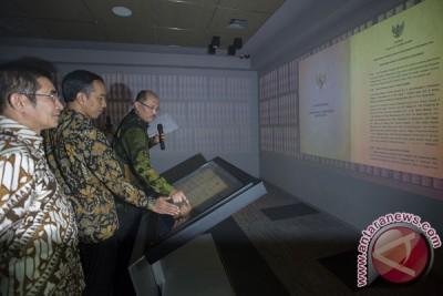 Jokowi resmikan Pusat Sejarah Konstitusi
