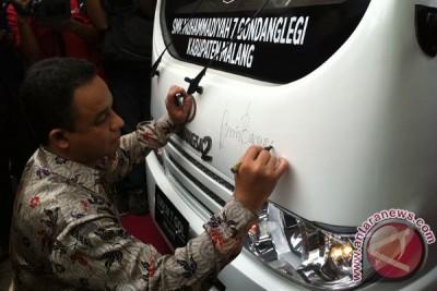 Mobil Listrik Muhammadiyah