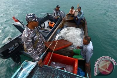 Patroli Perairan Moro