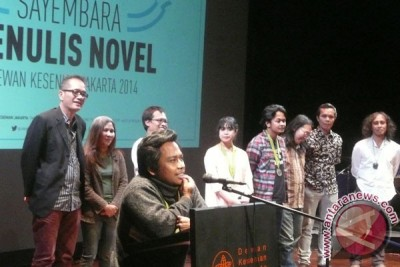 Pemenang Sayembara Novel