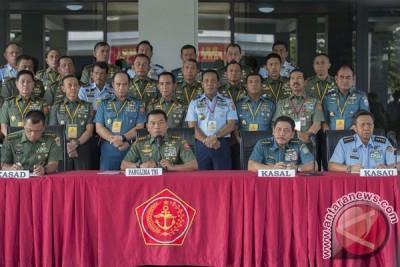 Rapat Pimpinan TNI