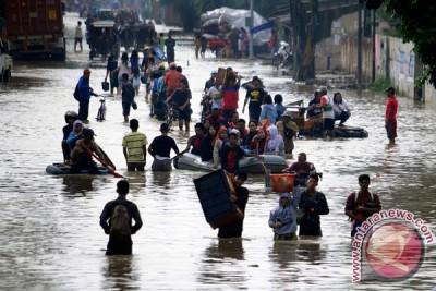 Banjir Kawasan Industri Bandung