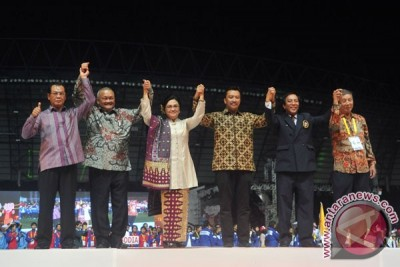 Penutupan ASEAN University Games