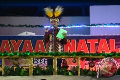 Pemkab Keerom gelar Natal bersama 1 Desember